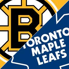 Just Too Easy For Boston-Bruins Down Leafs