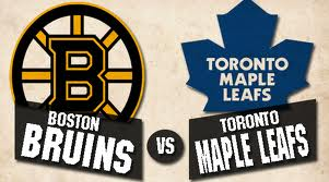 A Recap On Leafs vs Bruins Series