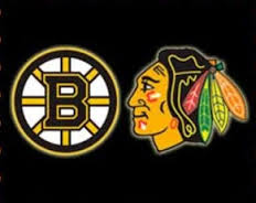 Wow Now That's Playoff Hockey-Hawks Win In 3OT