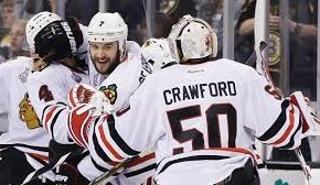 Bring On The Offence-Hawks Down Bruins 6-5 In OT