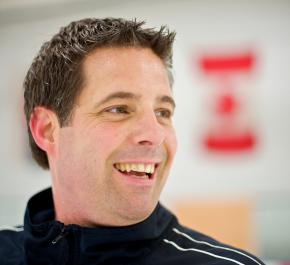 Coach Dave Pollite